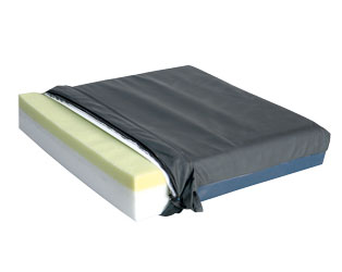 Cushion - Comfort Memory Foam, with Cover