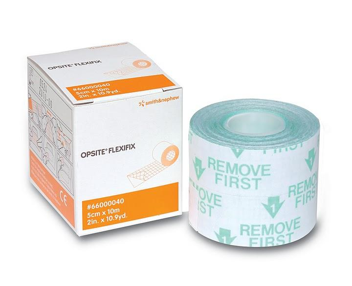 Opsite Flexifix Transparent Film Roll 5cm x 10m