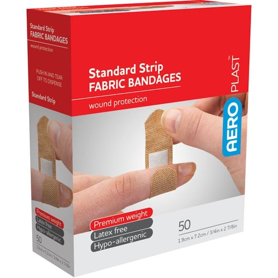 Aeroplast Fabric Bandages