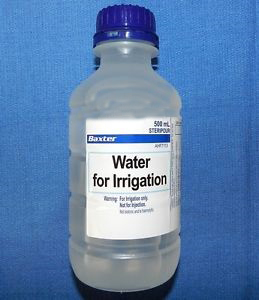 Water For Irrigation 500ml