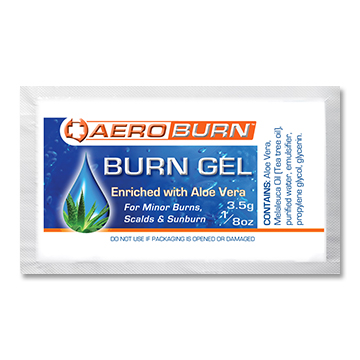 Aeroburn Burn Gel Sachet
