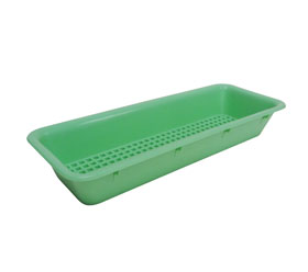 Perforated Tray 270mm x 150mm x 30mm