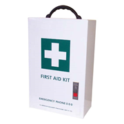 First Aid Cabinet Metal
