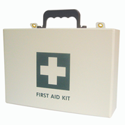 First Aid Box PVC Large