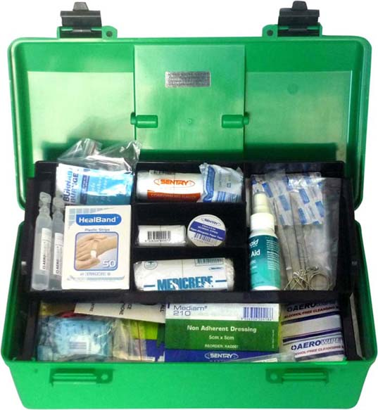 First Aid Kit for Tradesman