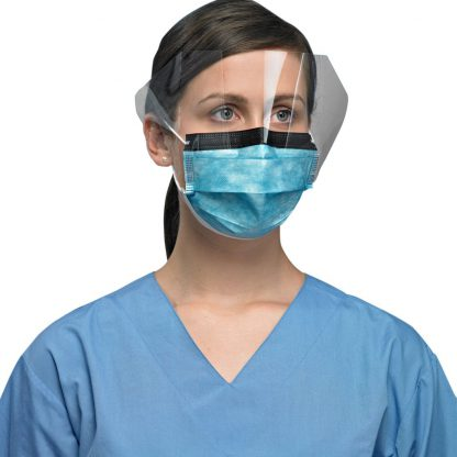 Primagard Procedure Mask Ear Loop, Visor
