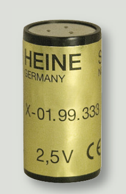 Heine Battery Rechargeable NiMH S2Z