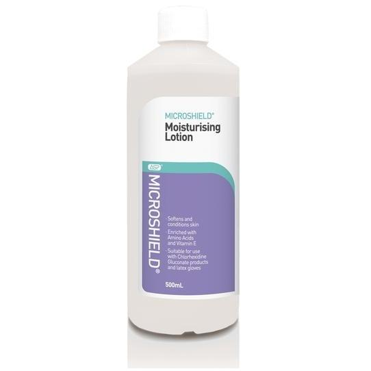 Microshield Moisturising Lotion 500ml