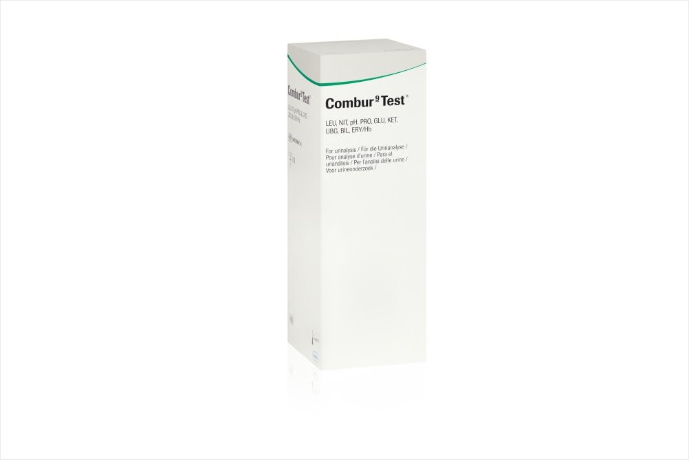 Combur 9-Test® strips - Click Image to Close