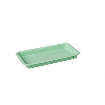 Green Surgical Dressing Tray 270mm x 150mm